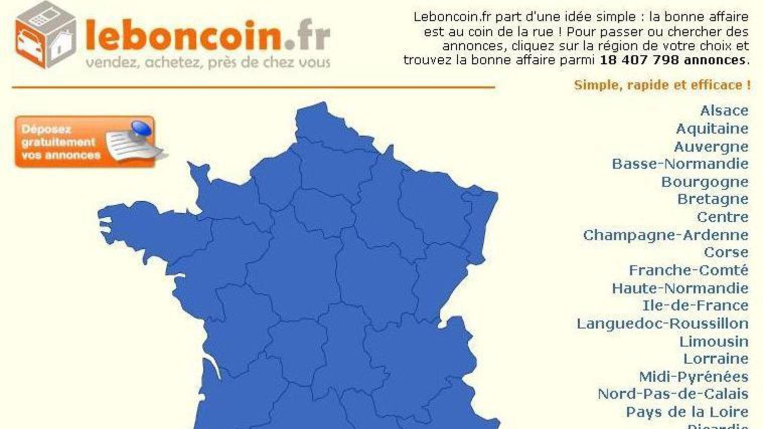 Le bon coin ameublement 13 for Le bon coin 18 ameublement