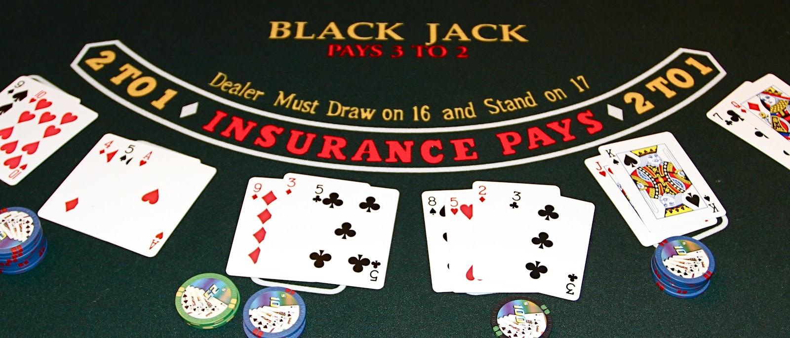 Blackjack gratuit: une aubaine pour les débutants