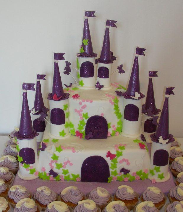 Gâteau d'anniversaire fille : quelques idées pour les petites princesses