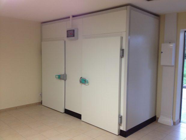 Une chambre froide : j'ai fait le choix de la chambre en kit